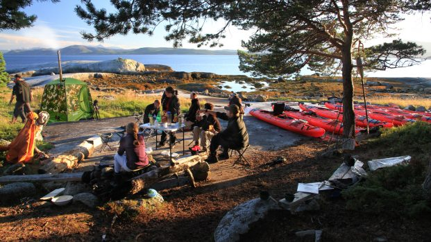 Sauna Camp Norvège NOR 30
