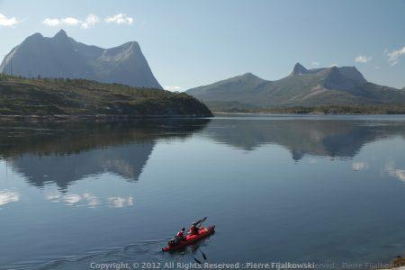 Voyage rando kayak en Norvege - Arctica Nature01