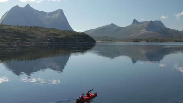 Voyage rando kayak en Norvege – Arctica Nature01
