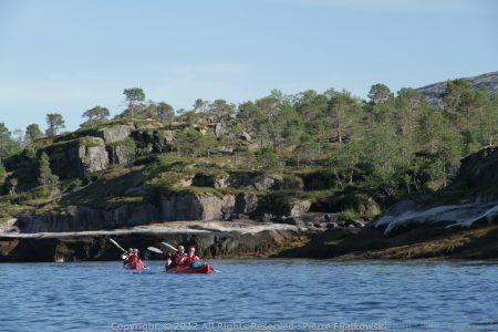 Voyage rando kayak en Norvege - Arctica Nature02