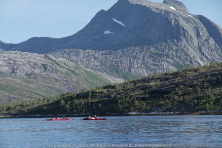 Voyage rando kayak en Norvege - Arctica Nature03