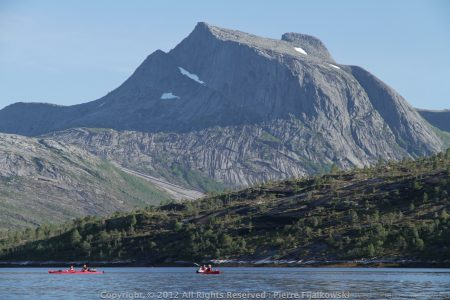 Voyage rando kayak en Norvege - Arctica Nature04