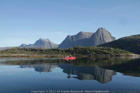 Voyage rando kayak en Norvege - Arctica Nature05