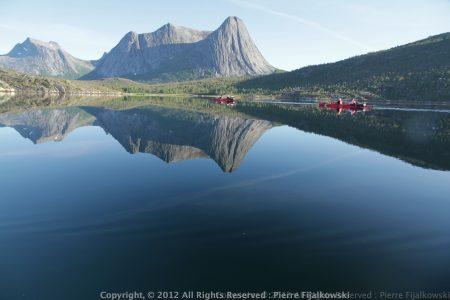 Voyage rando kayak en Norvege - Arctica Nature06