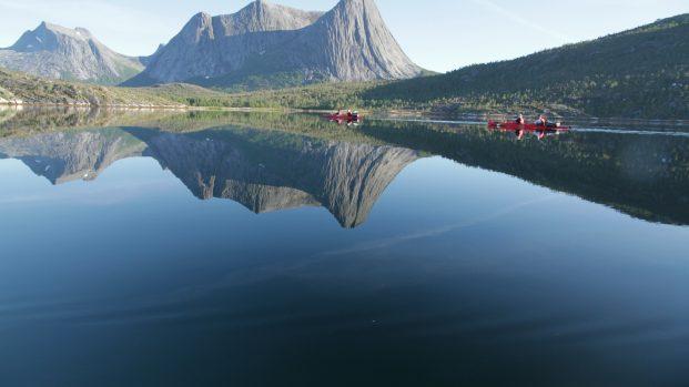 Voyage rando kayak en Norvege – Arctica Nature06