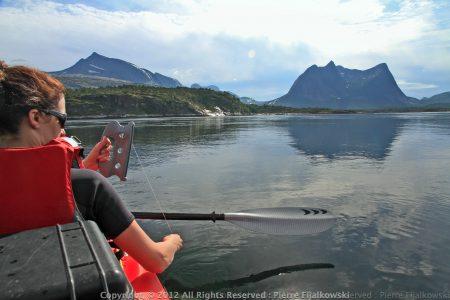 Voyage rando kayak en Norvege - Arctica Nature07