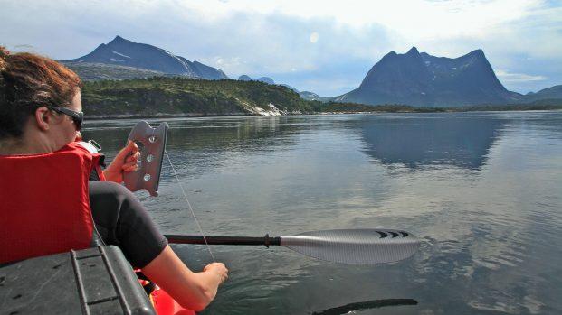 Voyage rando kayak en Norvege – Arctica Nature07