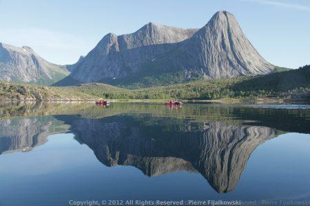 Voyage rando kayak en Norvege - Arctica Nature08