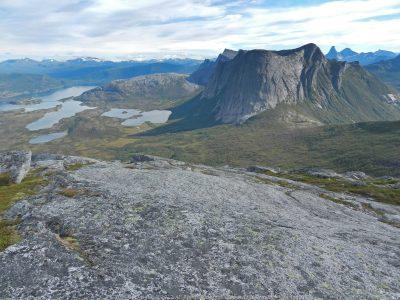 Voyage rando kayak en Norvege - Arctica Nature106