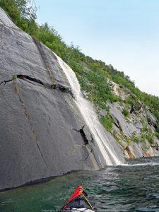 Voyage rando kayak en Norvege - Arctica Nature110