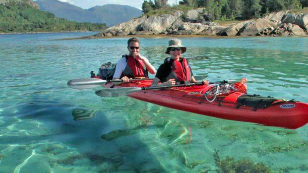 Voyage rando kayak en Norvege – Arctica Nature115