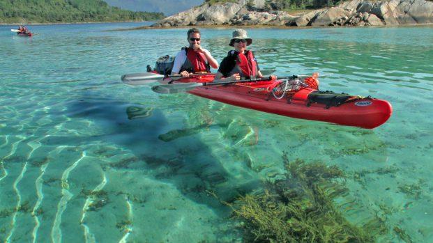 Voyage rando kayak en Norvege – Arctica Nature116