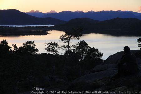 Voyage rando kayak en Norvege - Arctica Nature23
