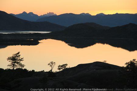 Voyage rando kayak en Norvege - Arctica Nature24