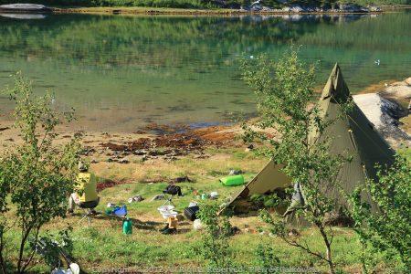 Voyage rando kayak en Norvege - Arctica Nature27