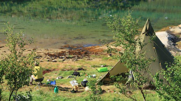 Voyage rando kayak en Norvege – Arctica Nature27