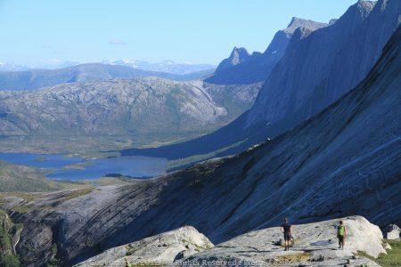 Voyage rando kayak en Norvege - Arctica Nature33