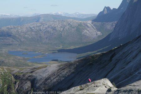 Voyage rando kayak en Norvege - Arctica Nature35