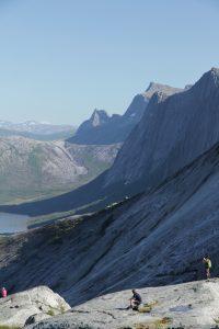 Voyage rando kayak en Norvege - Arctica Nature40