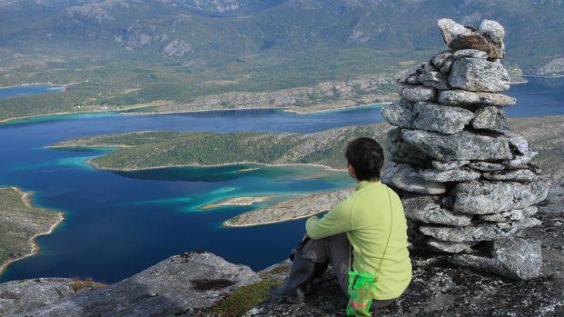 Voyage rando kayak en Norvege – Arctica Nature42