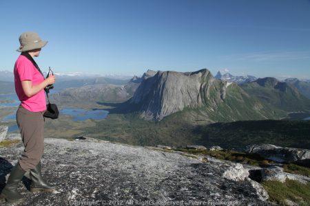 Voyage rando kayak en Norvege - Arctica Nature43