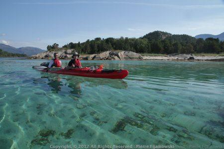 Voyage rando kayak en Norvege - Arctica Nature46