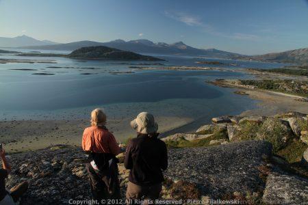 Voyage rando kayak en Norvege - Arctica Nature50