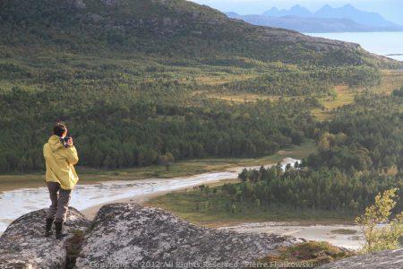 Voyage rando kayak en Norvege - Arctica Nature51