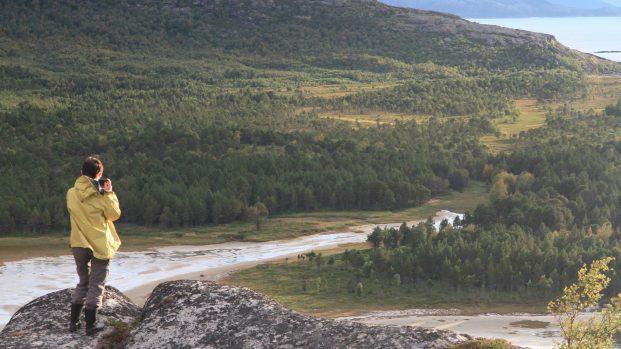 Voyage rando kayak en Norvege – Arctica Nature51