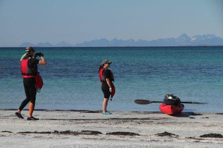 Voyage rando kayak en Norvege - Arctica Nature56