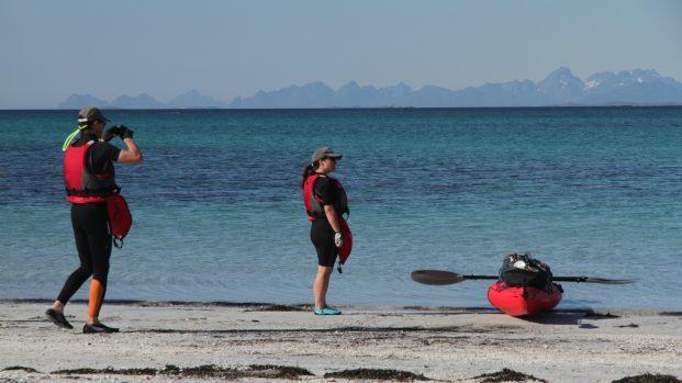 Voyage rando kayak en Norvege – Arctica Nature56