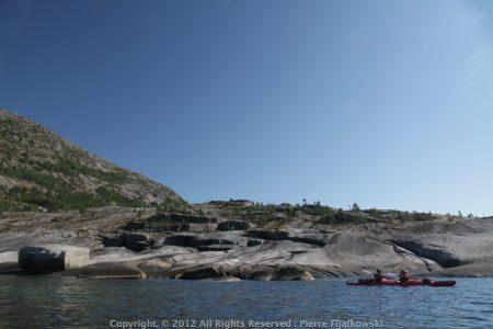 Voyage rando kayak en Norvege - Arctica Nature57
