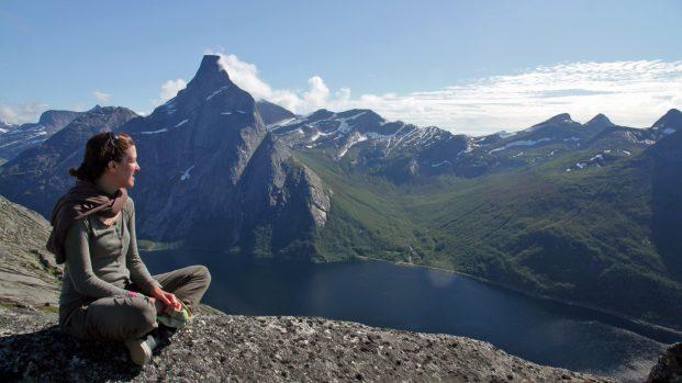 Voyage rando kayak en Norvege – Arctica Nature73