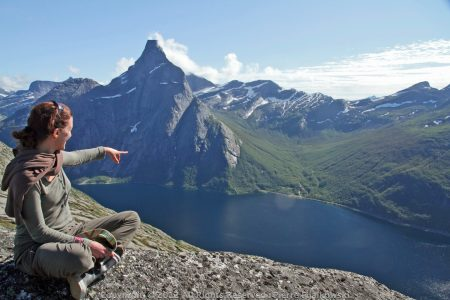 Voyage rando kayak en Norvege - Arctica Nature74