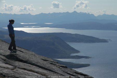 Voyage rando kayak en Norvege - Arctica Nature76