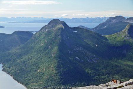 Voyage rando kayak en Norvege - Arctica Nature79